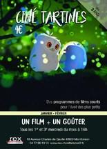 Le Ciné-Tartines
