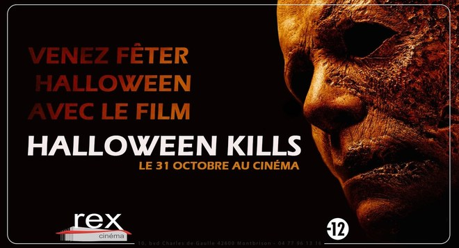 HALLOWEEN KILLS AU CINEMA REX