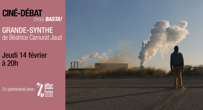 Cycle Basta - GRANDE-SYNTHE - Jeudi 14 février à 20h
