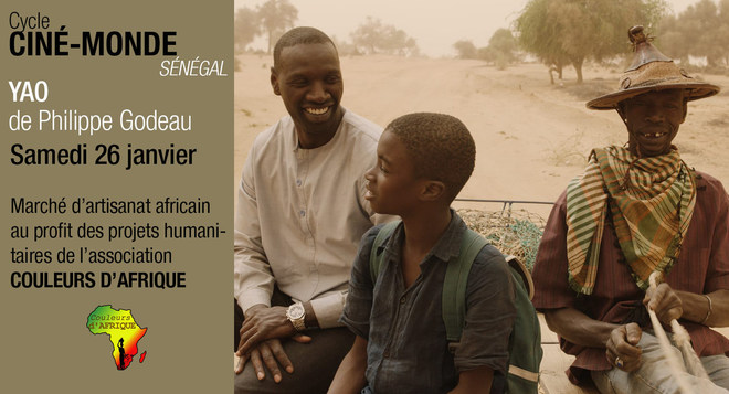 Ciné Monde spécial Sénégal - YAO - Samedi 26 janvier