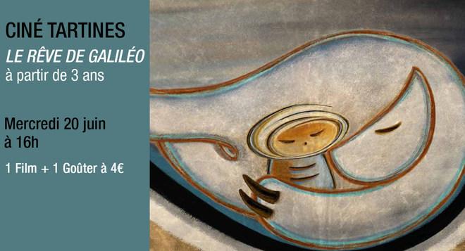 Ciné Tartines - Mercredi 20 juin à 16h