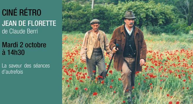 Ciné Rétro JEAN DE FLORETTE de Claude Berri