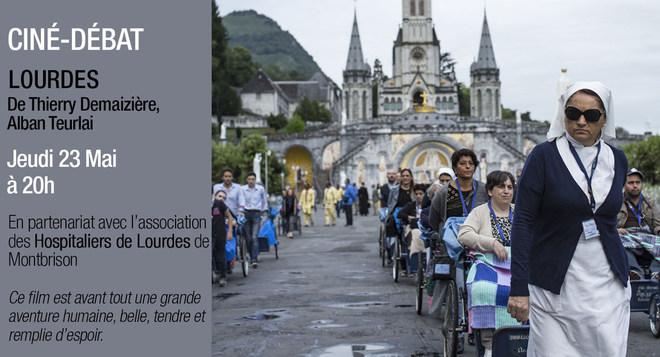 Ciné-Débat - Lourdes - Jeudi 23 Mai à 20h