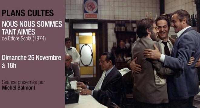 Plans Cultes - NOUS NOUS SOMMES TANT AIMES - Dimanche 25 novembre à 18h