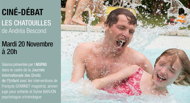 Ciné Débat - LES CHATOUILLES - Mardi 20 novembre à 20h