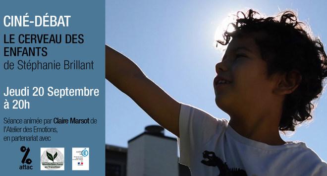 Ciné Débat - LE CERVEAU DES ENFANTS