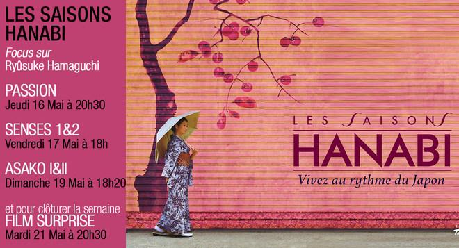 Les Saisons Hanabi - Du 15 au 21 Mai