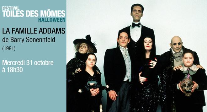 Spécial Halloween - LA FAMILLE ADDAMS Mercredi 31 octobre à 18h