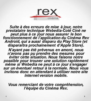 Application Rex